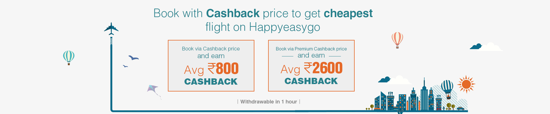 Happy Easy Go Offer